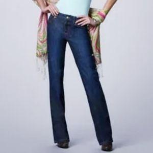 Lilly Pulitzer Jeans Mainline Straight 5 Pocket